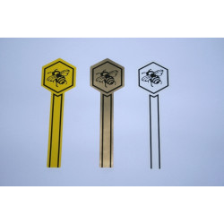 Tamper Labels Bee