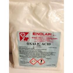 Oxalic Crystals