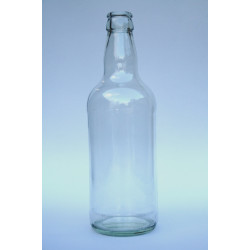 500 Ale Bottle (Clear)