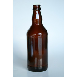 500ml Ale Bottle (Amber)