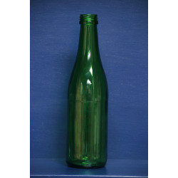 330ml Mineral Bottle (Green)
