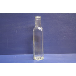 8oz Sauce Bottle (Square)
