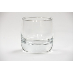 20cl Clear Oval Candle...