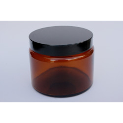 500ml Amber Ointment Jars &...
