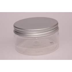 100ml Clear Plastic PET...