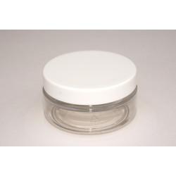 100ml Clear Plastic PET...