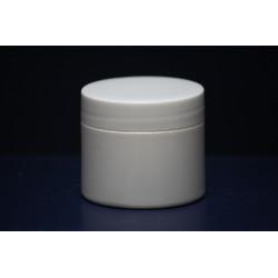50gm White Pot/Lid