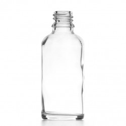50ml Clear Bottle