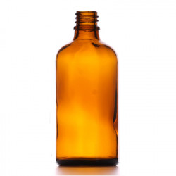 100ml Amber Bottle (Case...