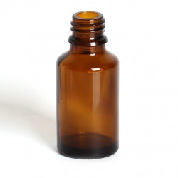 25ml Amber Bottle (Case...