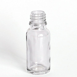 15ml Clear Bottle