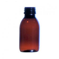 100ml Amber Sirop Bottle &...