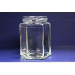 8oz Hex Jars