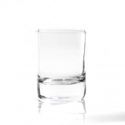 10cl Clear Candle Glass (1)