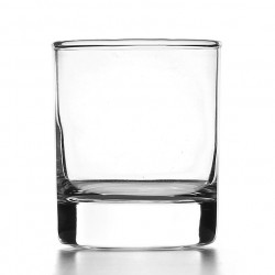 20cl Clear Candle Glass (48)