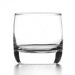 20cl Clear Candle Glass...