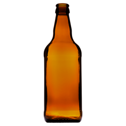 500ml Ale Bottle (Amber)(36)