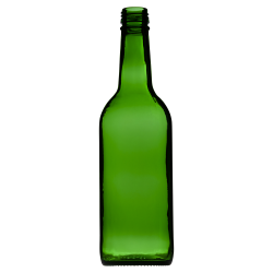 500ml Mineral Bottle (Green)