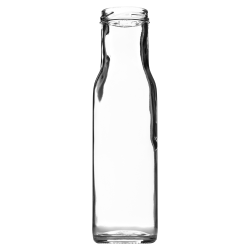 250ml Sauce Bottle (Round)