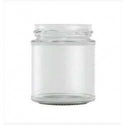 190ml Food Jars (½lb) (63mm...