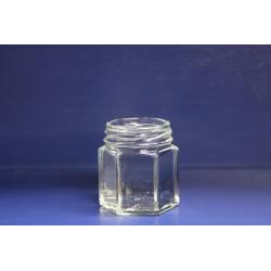 45ml Hex Jars (BC)