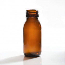 60ml Amber Round Bottle R3...