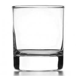 30cl Clear Candle Glass (40)
