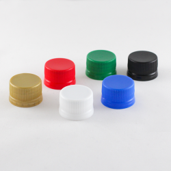 28mm Screw Plastic Caps