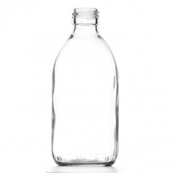 300ml Clear Round Bottle R3...