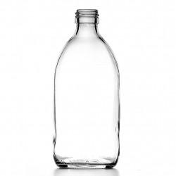 500ml Clear Round Bottle...