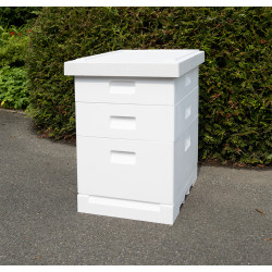 Langstroth Jumbo Poly Hive