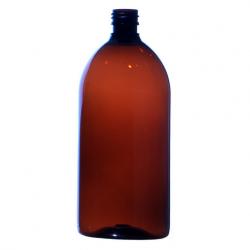 1000ml Amber Sirop Bottle &...