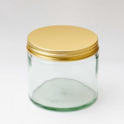 250ml Clear Glass Jars &...