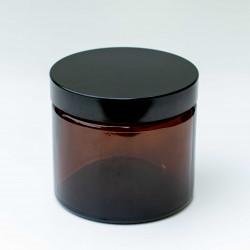 250ml Amber Glass Jars &...