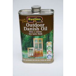 Danish Oil (500ml)