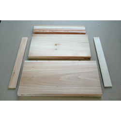 WBC Brood Body (2nds Cedar)
